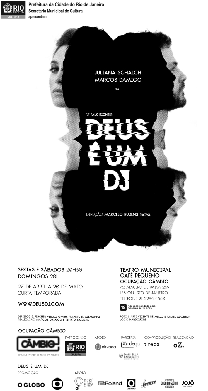 Deus é um DJ - SEXTA FEIRA