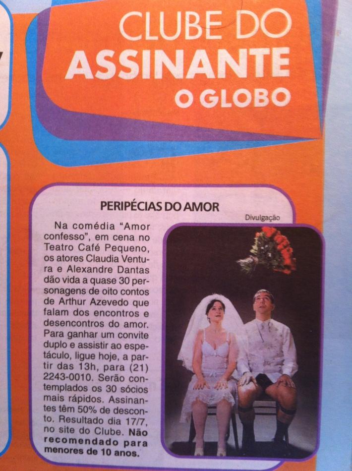 PROMOÇÃO AMOR CONFESSO !!  CORRA!!
