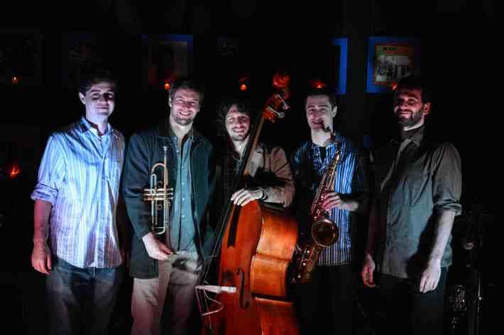 Foto Quinteto Nuclear 2